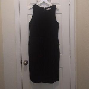 Loft dress w/pockets